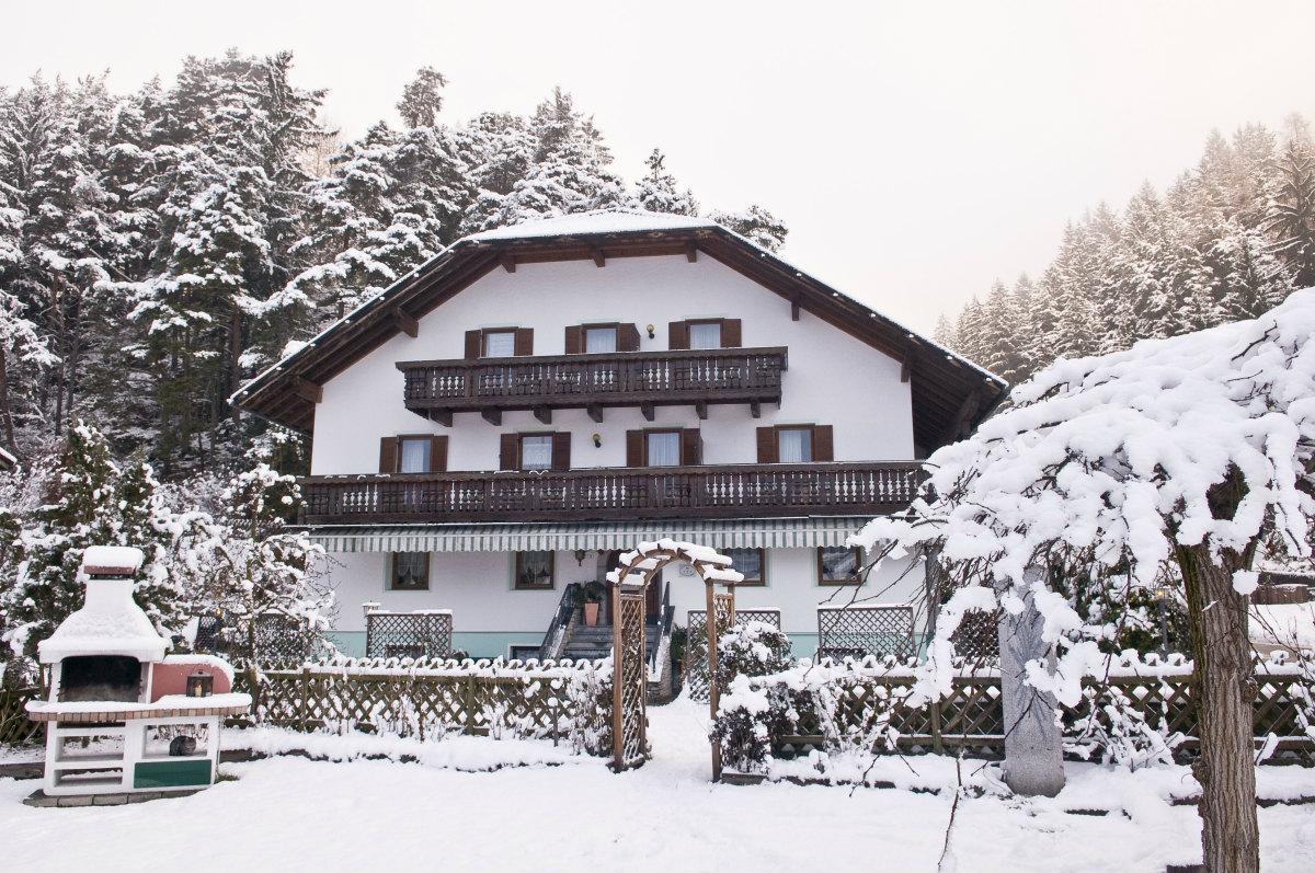 Agriturismo Alto Adige bambini - Residence fattoria Obermoarhof, inverno
