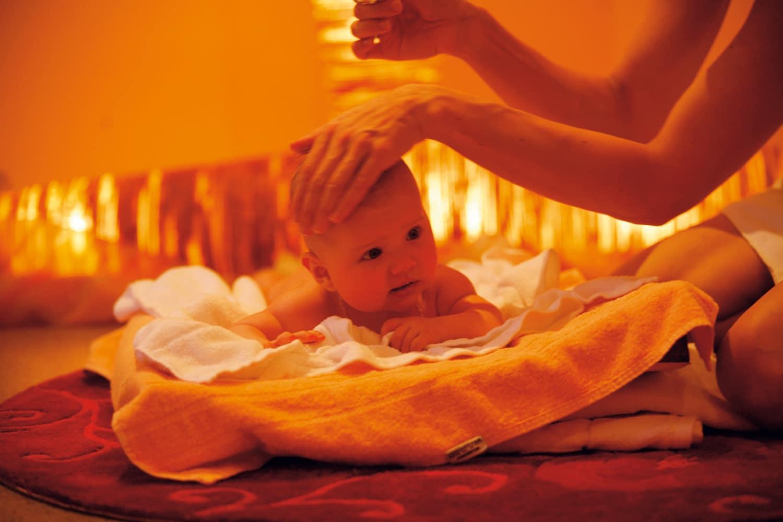 Baby hotel Austria: Baby & KinderHotel a Trebesing, neonati