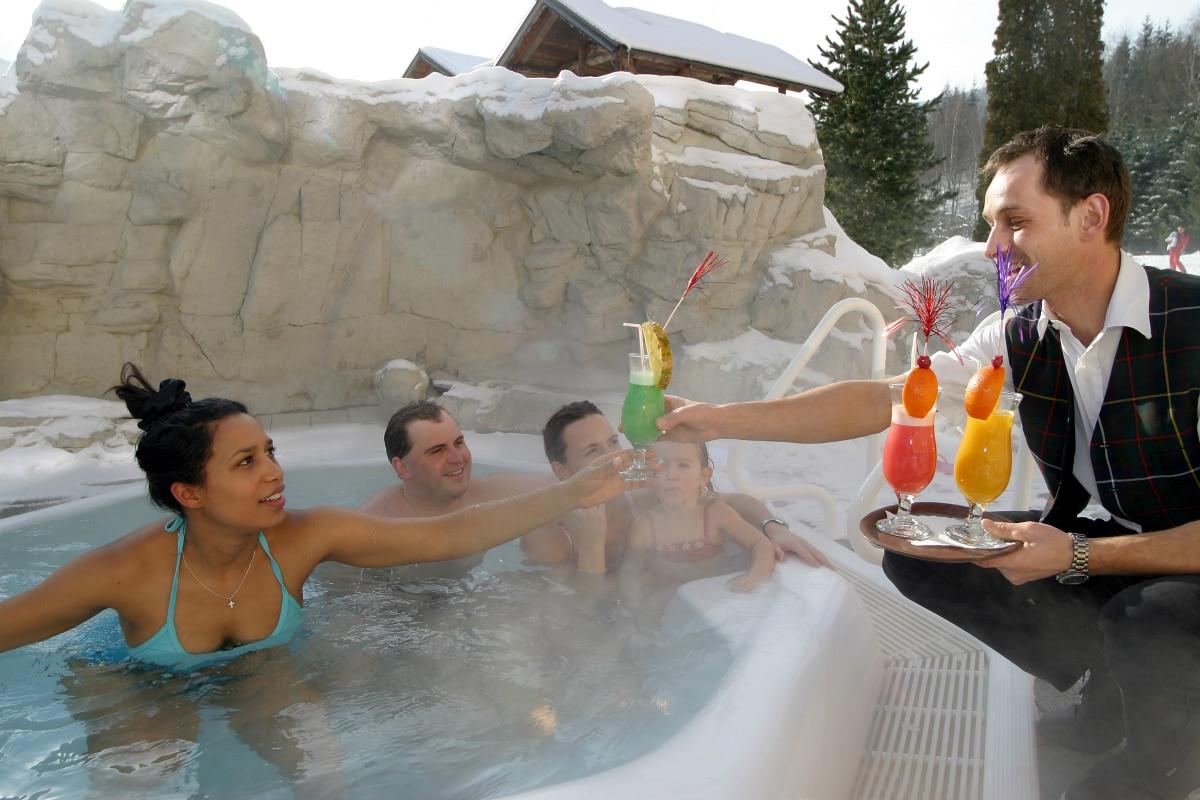 Baby hotel Austria: Baby & KinderHotel a Trebesing, benessere