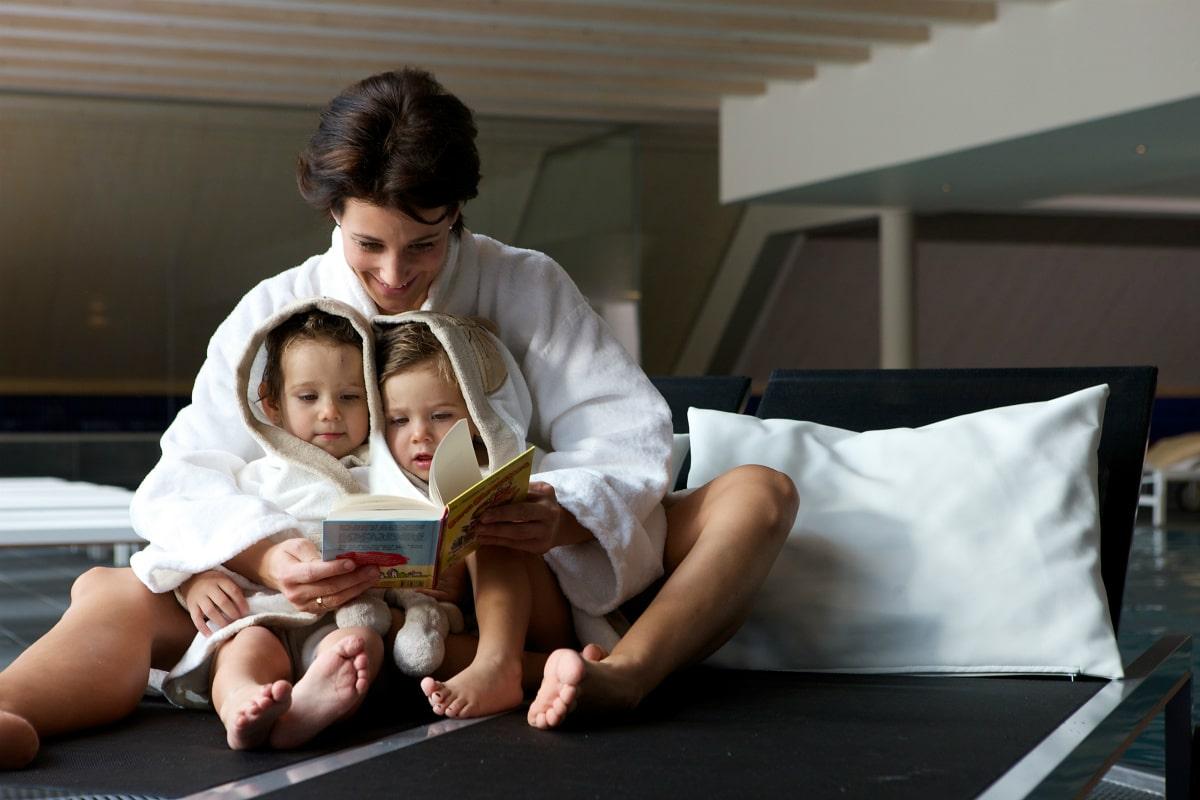 Family Hotel Austria: Hotel Sonnenalpe a Nassfeld in Carinzia, benessere bambini