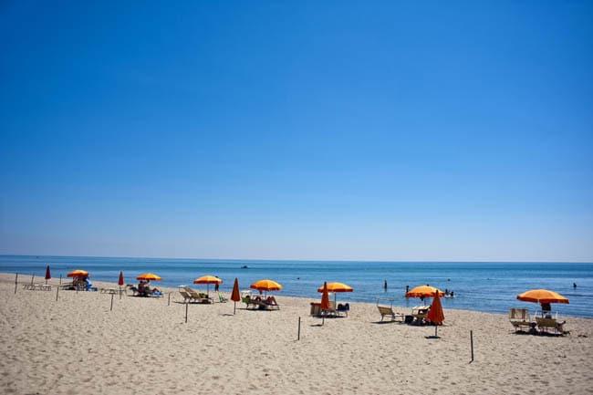Masserie in Basilicata per famiglie Masseria Macchia, spiaggia