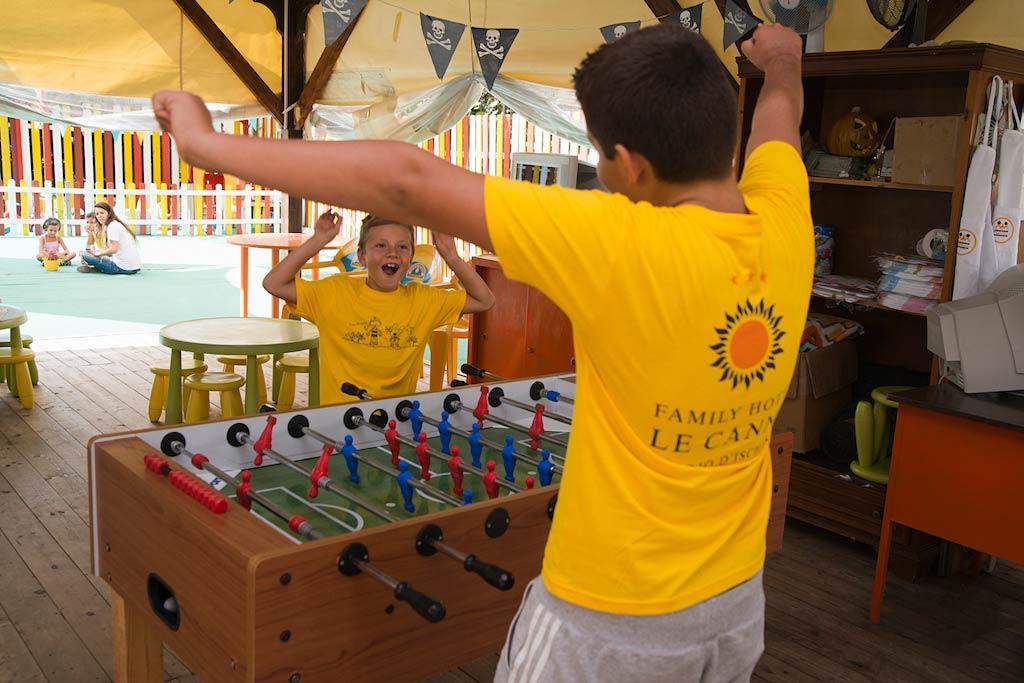 Hotel per bambini a Ischia: Family Hotel & Spa Le Canne, giochi