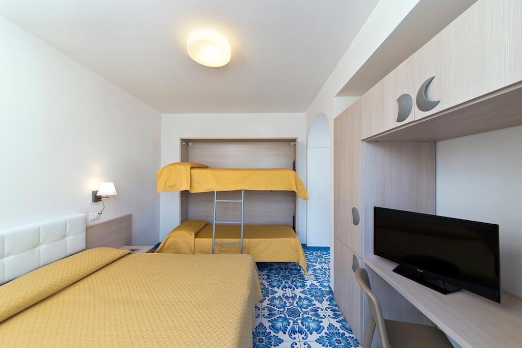 Hotel per bambini a Ischia: Family Hotel & Spa Le Canne, camere