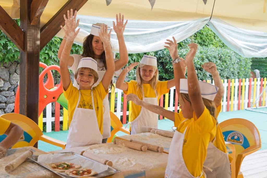 Hotel per bambini a Ischia: Family Hotel & Spa Le Canne, laboratori