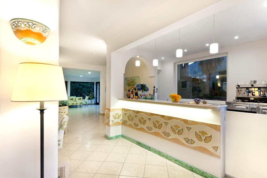 Hotel per bambini a Ischia: Family Hotel & Spa Le Canne, bar