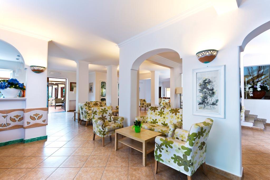 Hotel per bambini a Ischia: Family Hotel & Spa Le Canne, salotto