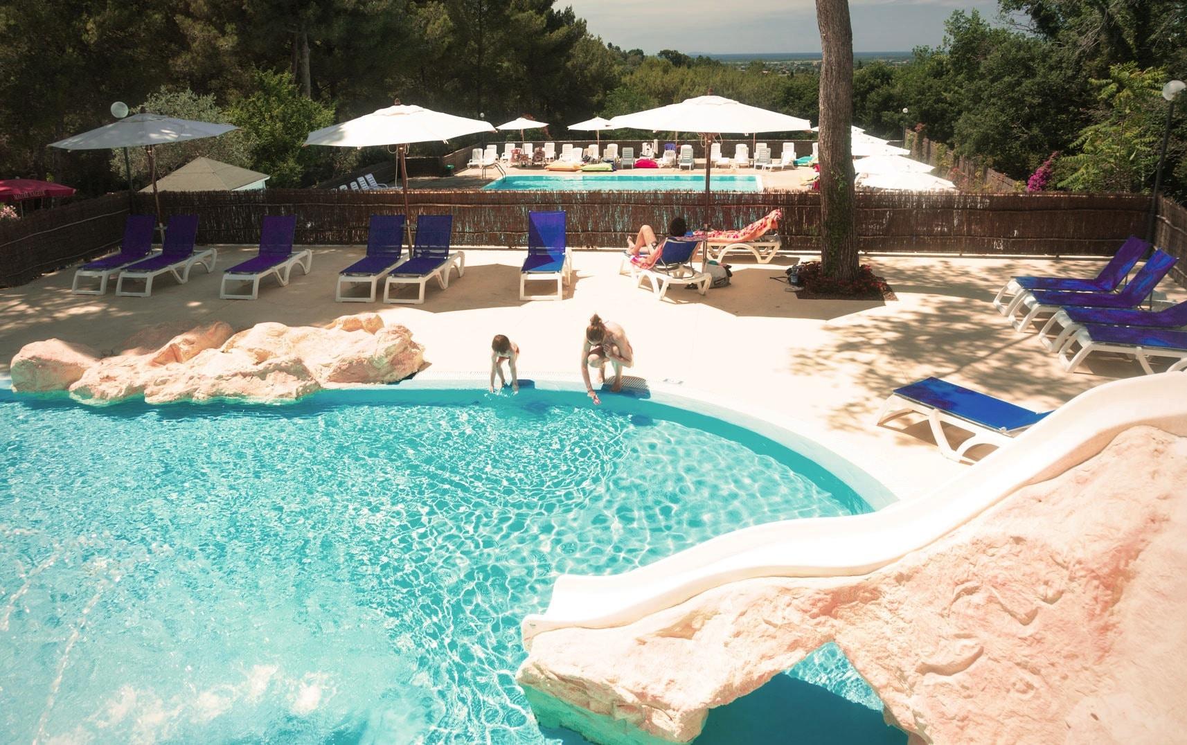 Villaggio camping per bambini in toscana le pianacce - Camping con piscina ...