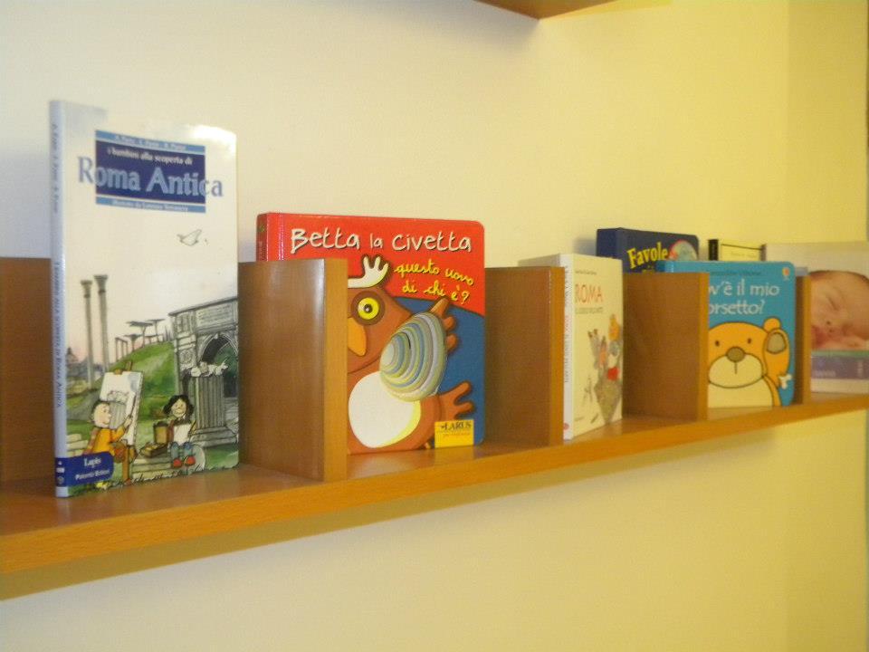Alla casetta di Roma, casa vacanze per famiglie, guide
