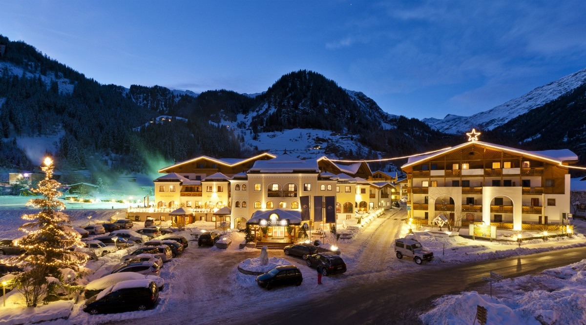 Family hotel in alto adige schneeberg family resort spa - Hotel con piscina alto adige ...