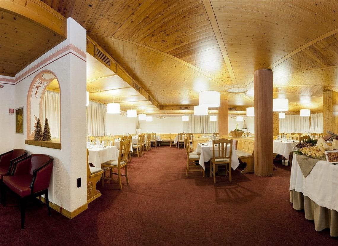 Family Hotel a Cavalese, Hotel Bellacosta, ristorante