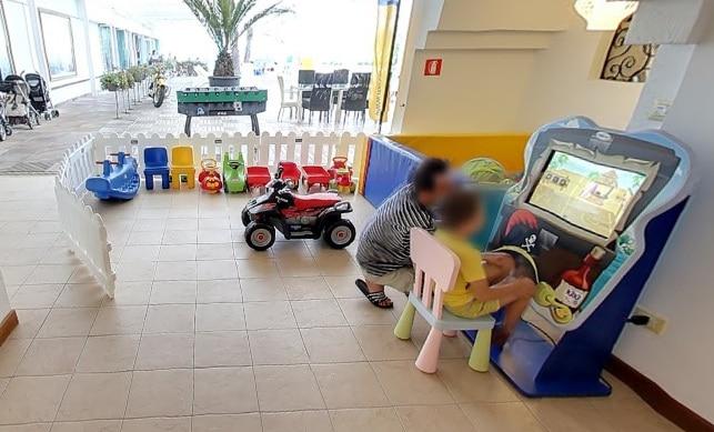 Family Hotel a Jesolo sul mare: Hotel Nettuno, giochi