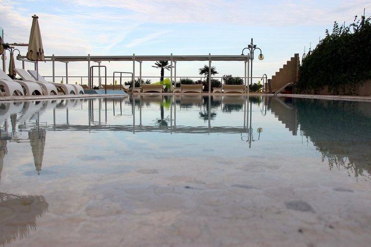 Family Hotel a Jesolo sul mare: Hotel Nettuno, piscina