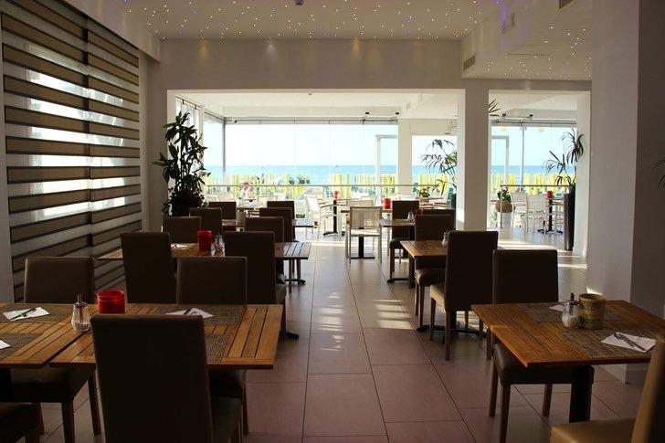 Family Hotel a Jesolo sul mare: Hotel Nettuno, ristorante