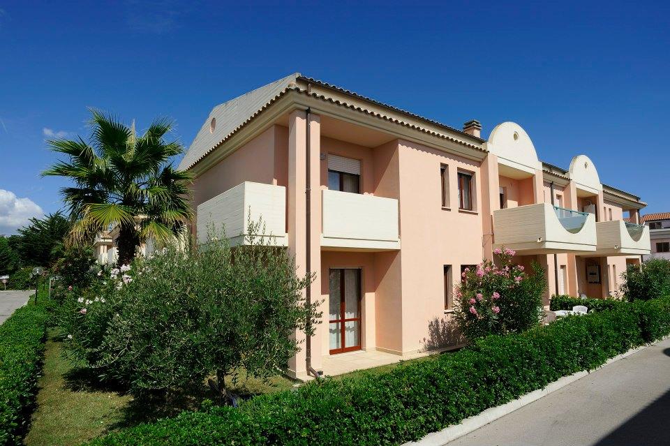 Villaggio a Numana per famiglie, Centro Vacanze De Angelis, alloggi