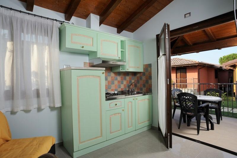 Villaggio a Numana per famiglie, Centro Vacanze De Angelis, interni