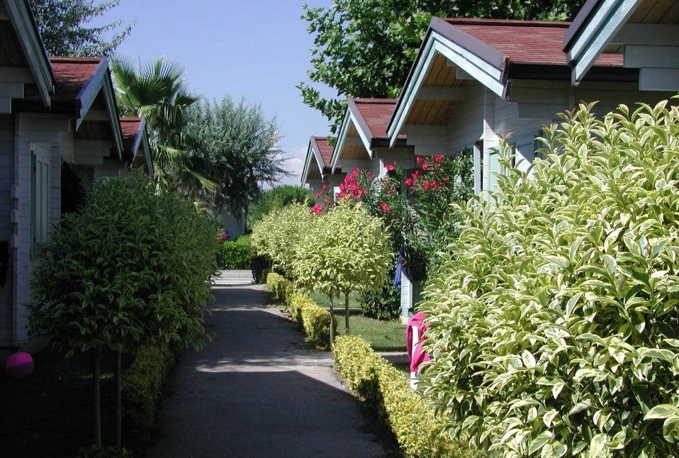 Villaggio a Numana per famiglie, Centro Vacanze De Angelis, villette