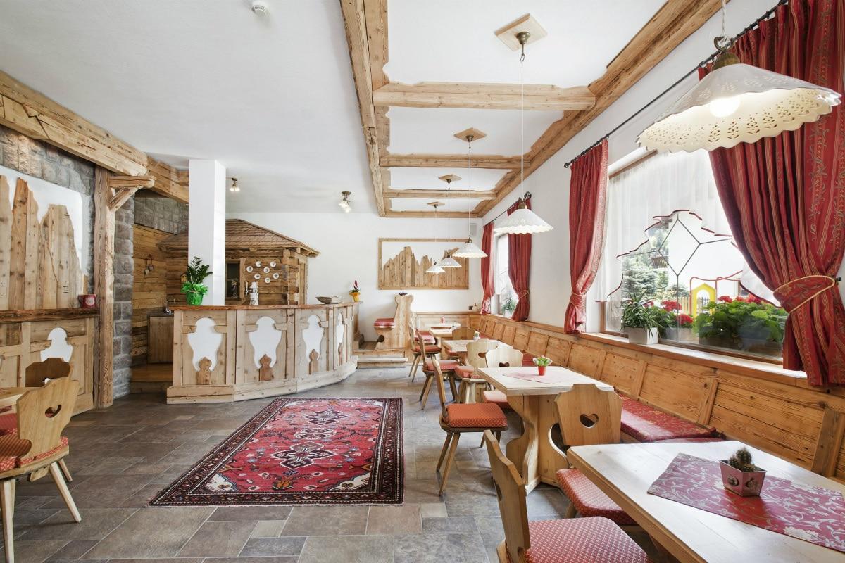 Hotel per bambini in Val di Fassa: Dolce Casa, bar
