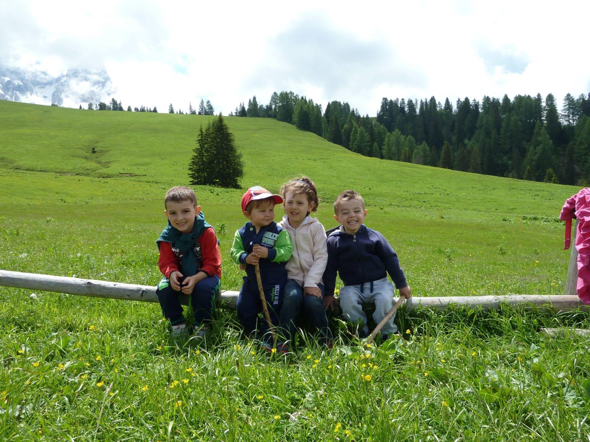 Hotel per bambini in Val di Fassa: Dolce Casa, bambini