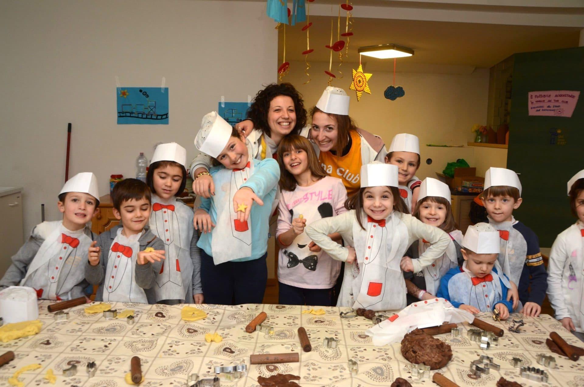 Hotel per bambini in Val di Fassa: Dolce Casa, miniclub