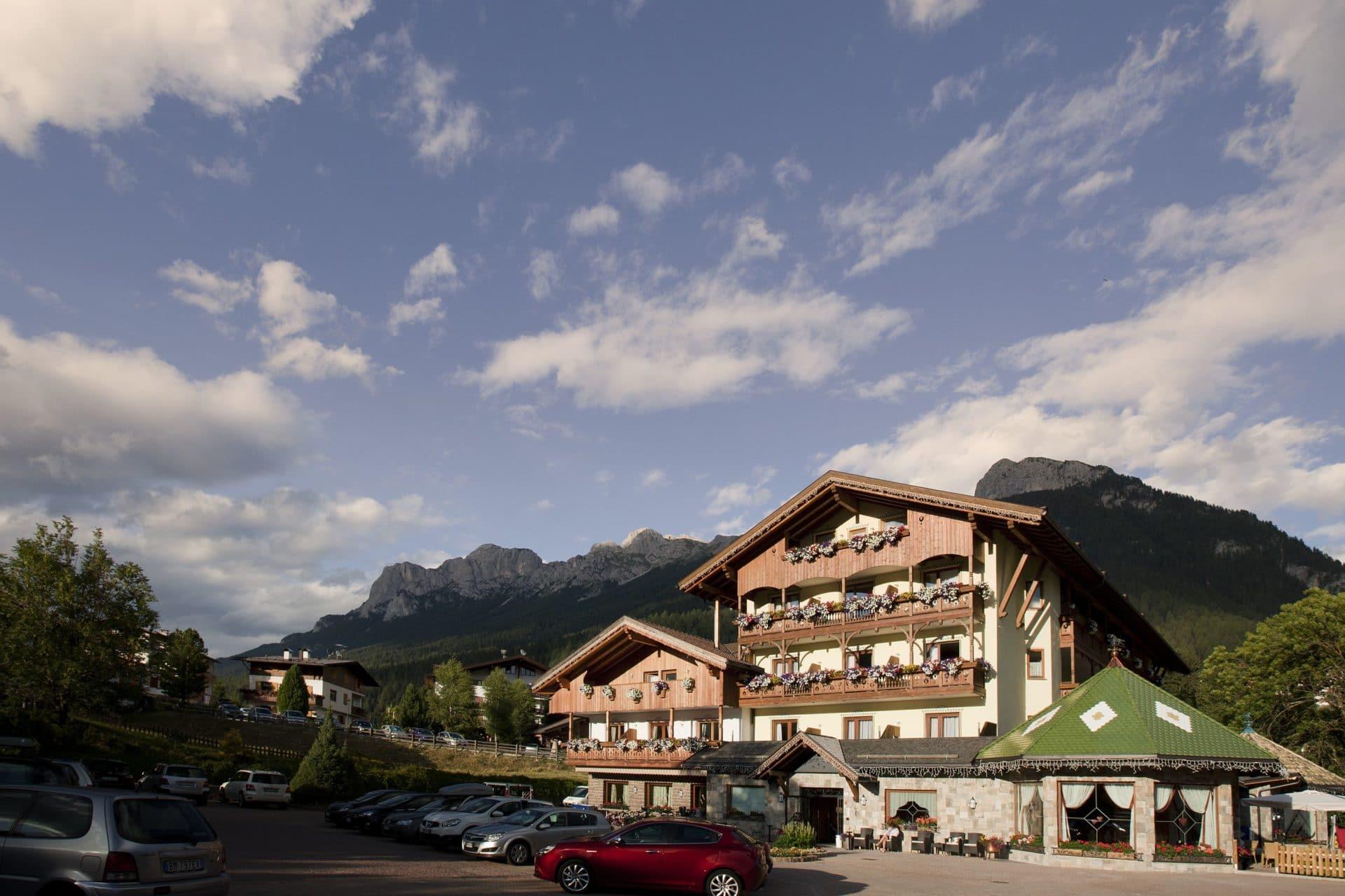 Hotel per bambini in Val di Fassa: Dolce Casa, estate