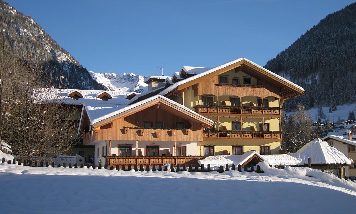 Hotel per bambini in Val di Fassa: Dolce Casa, inverno