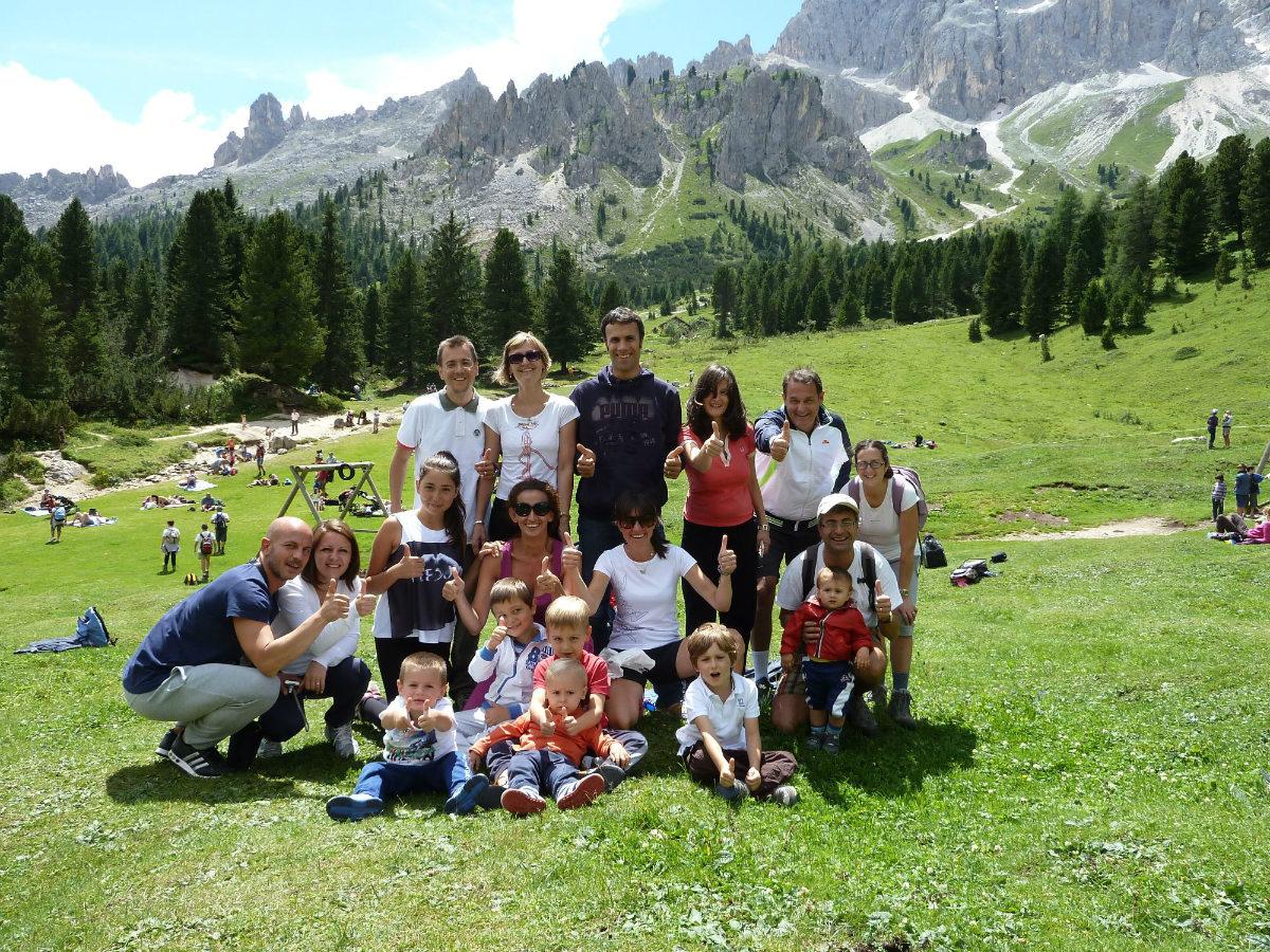 Hotel per bambini in Val di Fassa: Dolce Casa, gruppo