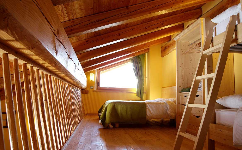 Baite in Piemonte per vacanze: Borgata Sagna Rotonda, camere da letto