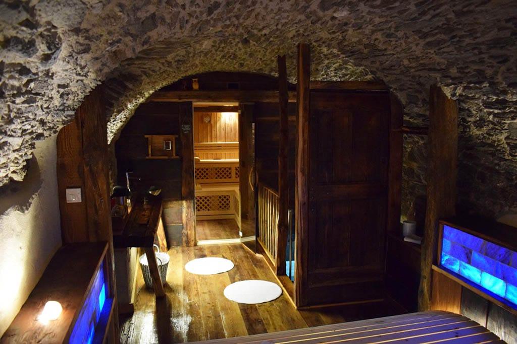 Baite in Piemonte per vacanze: Borgata Sagna Rotonda, SPA