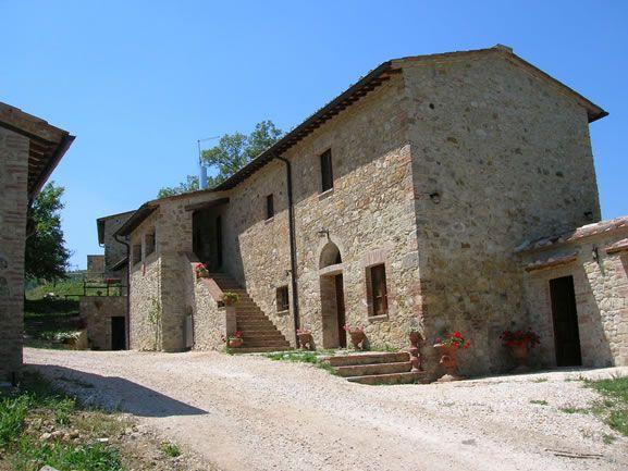 Agriturismo con maneggio Siena, Podere Tremulini, l