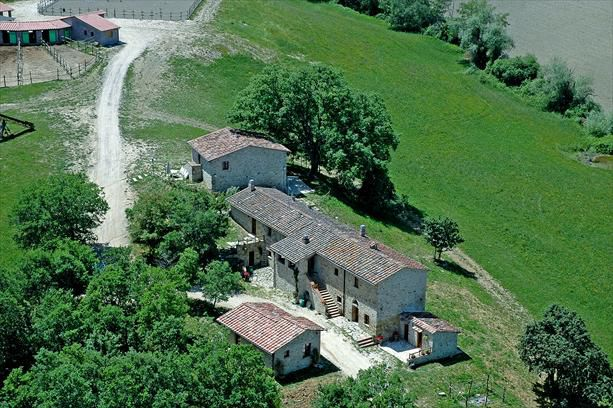 Agriturismo con maneggio Siena, Podere Tremulini, il podere
