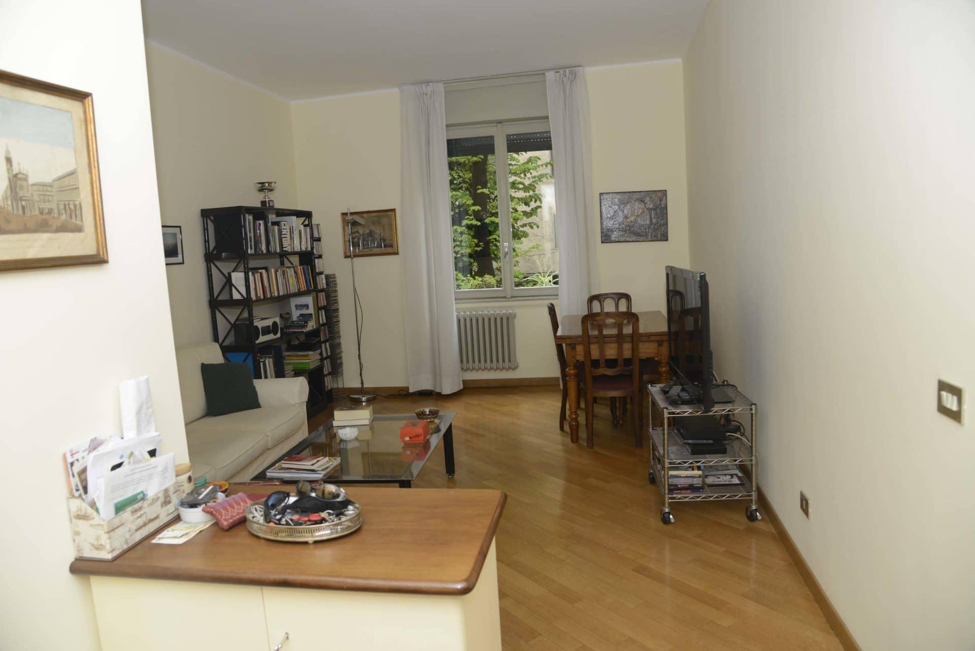 Appartamento per vacanze a Milano, Le stanze di Alice, sala
