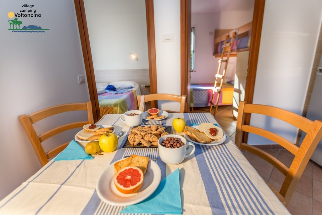 villaggi toscana mare per bambini, Camping Village Voltoncino, interni