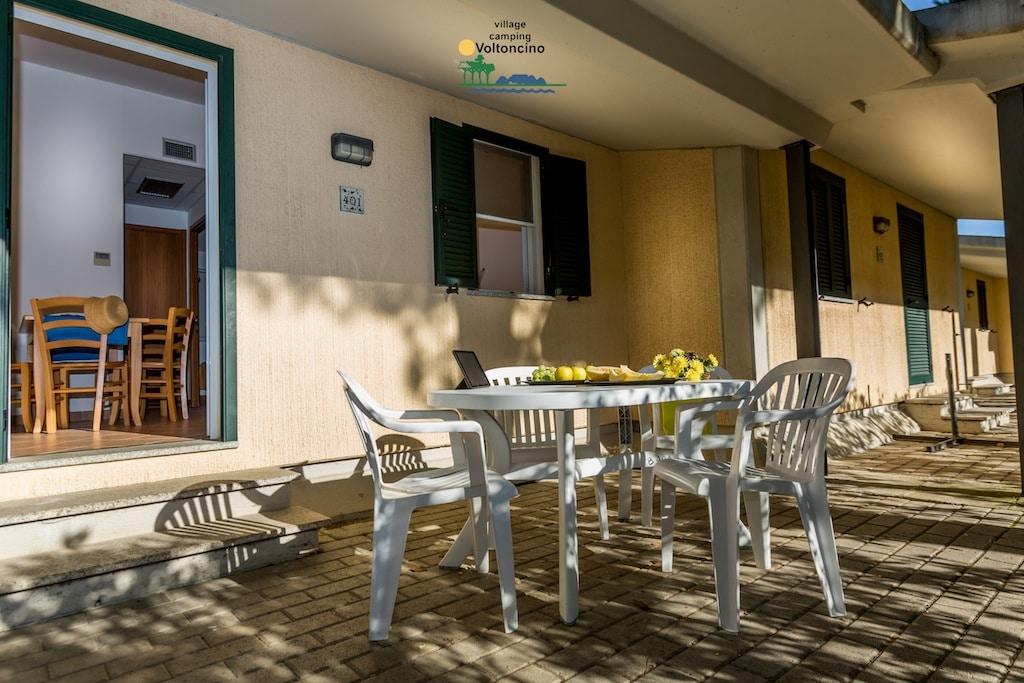 villaggi toscana mare per bambini, Camping Village Voltoncino, bungalow