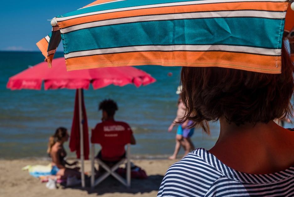 villaggi toscana mare per bambini, Camping Village Voltoncino, spiaggia