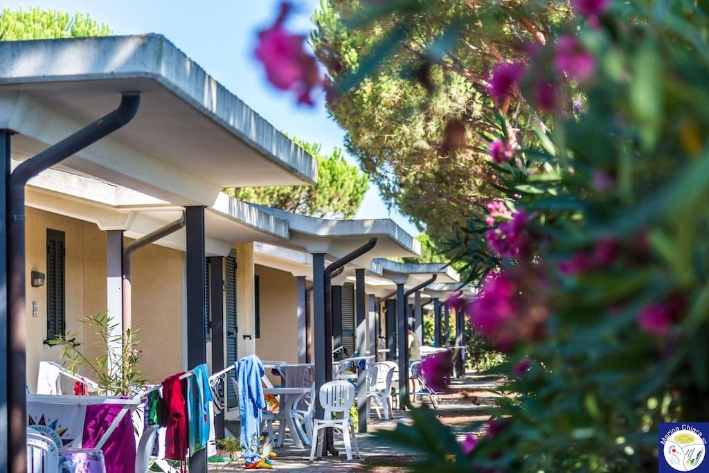 Villaggi Toscana mare per bambini: Camping Village Marina Chiara, sistemazione