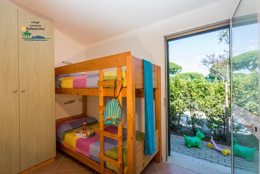 Villaggi Toscana mare per bambini: Camping Village Voltoncino, interni