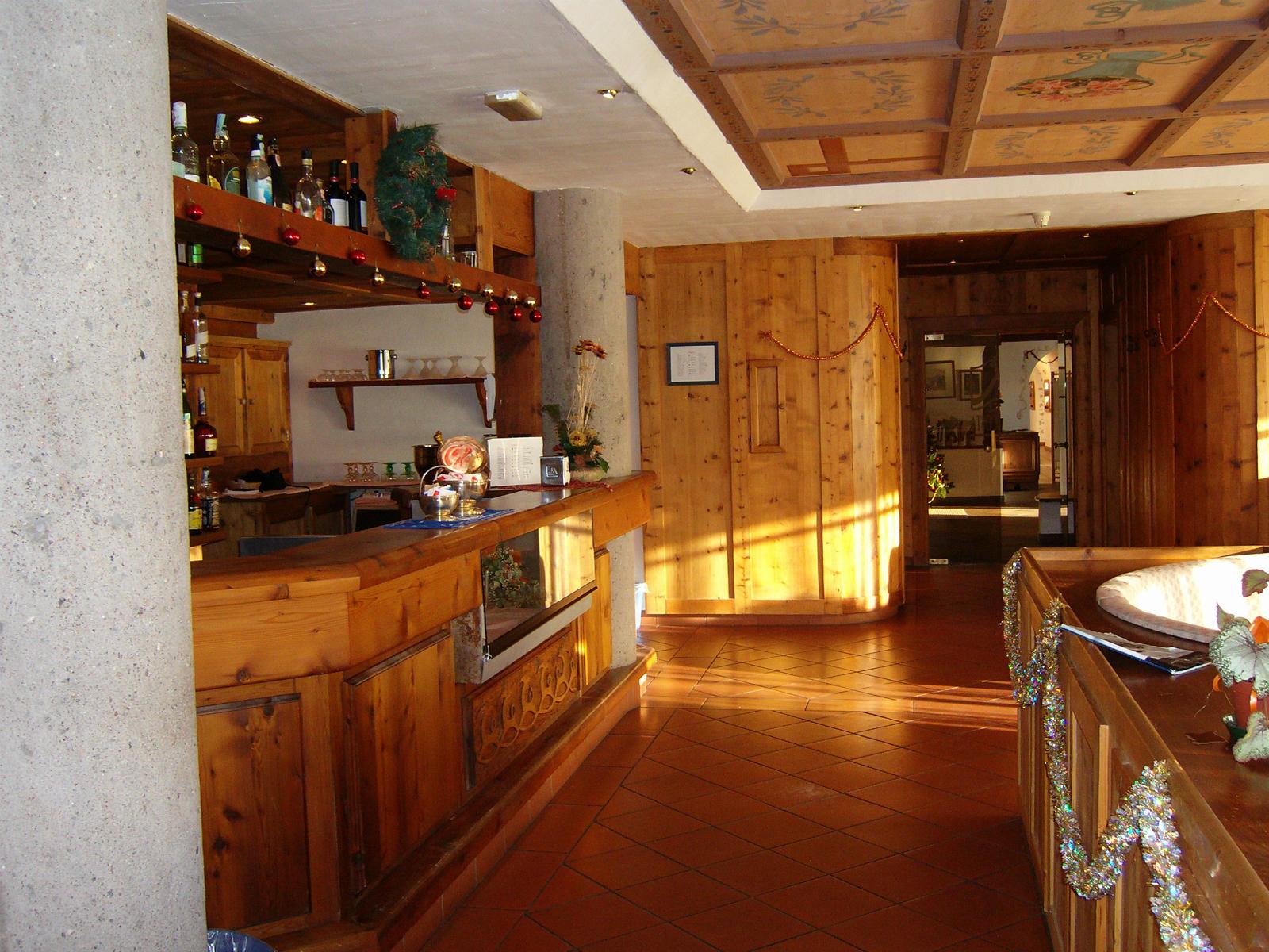 Family Hotel a Cavalese, Hotel Bellacosta, interni