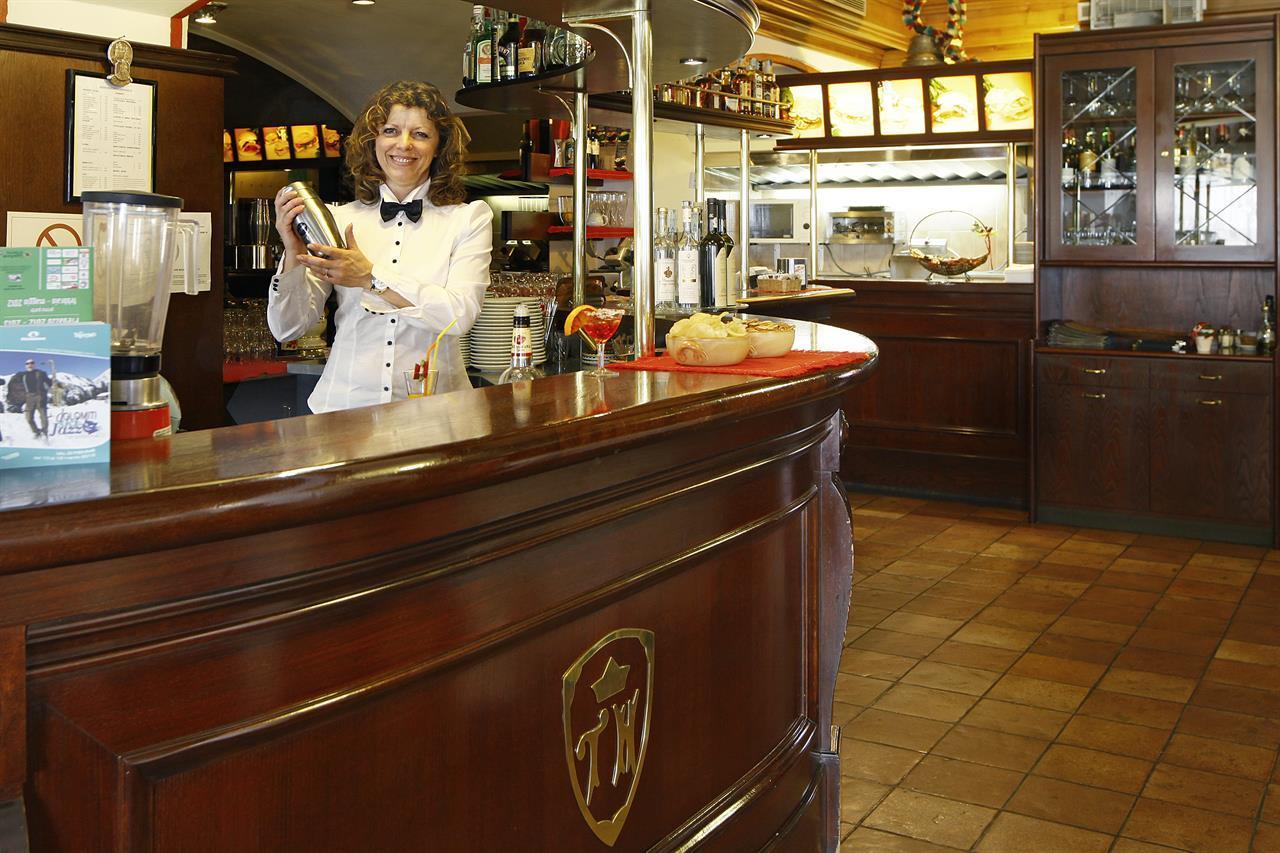 Hotel a Predazzo per famiglie - Hotel Touring, bar