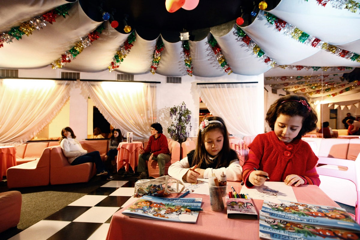 Hotel a Predazzo per famiglie - Hotel Touring, bambini