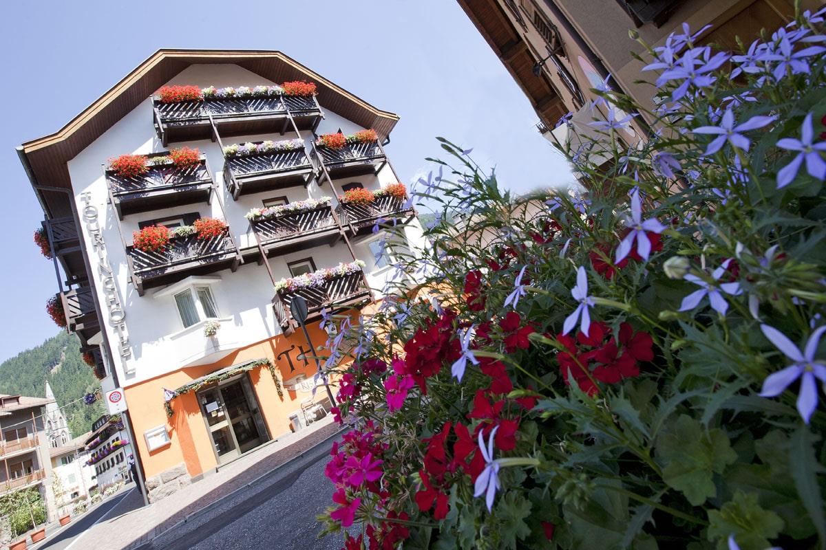 Hotel a Predazzo per famiglie - Hotel Touring, esterno