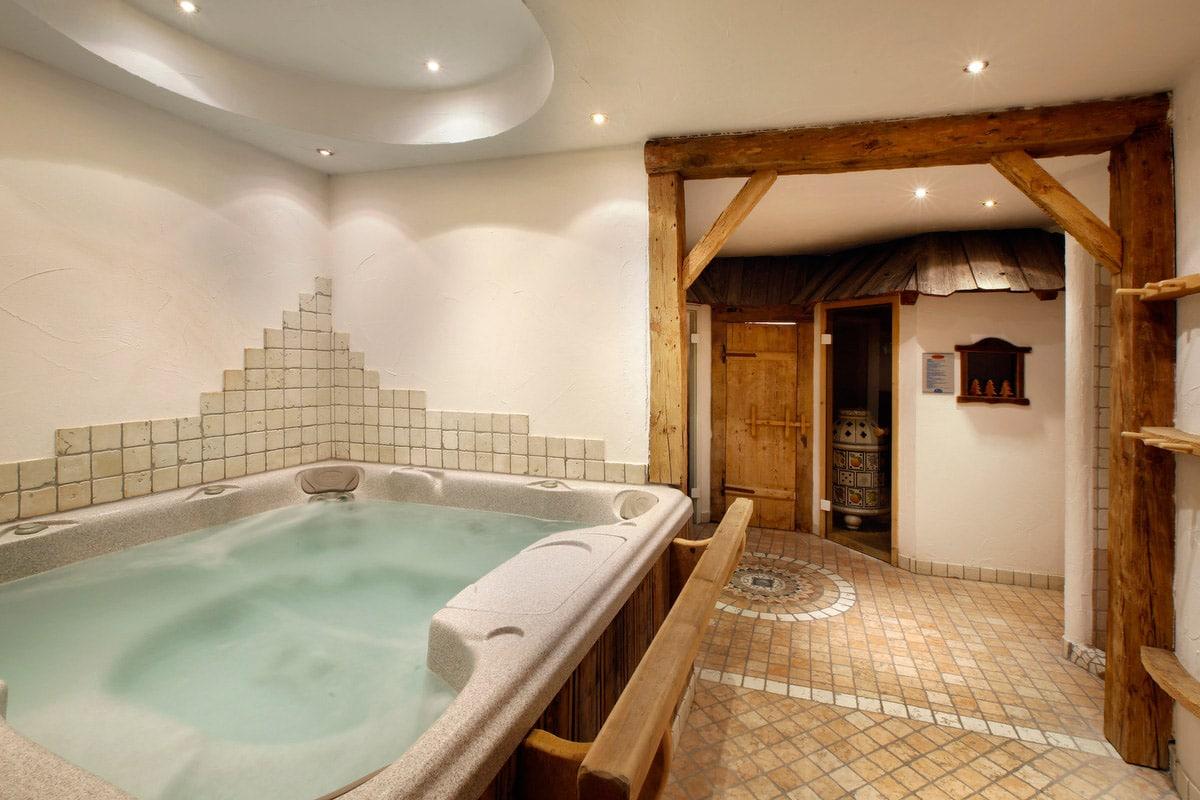 Hotel a Predazzo per famiglie - Hotel Touring, benessere