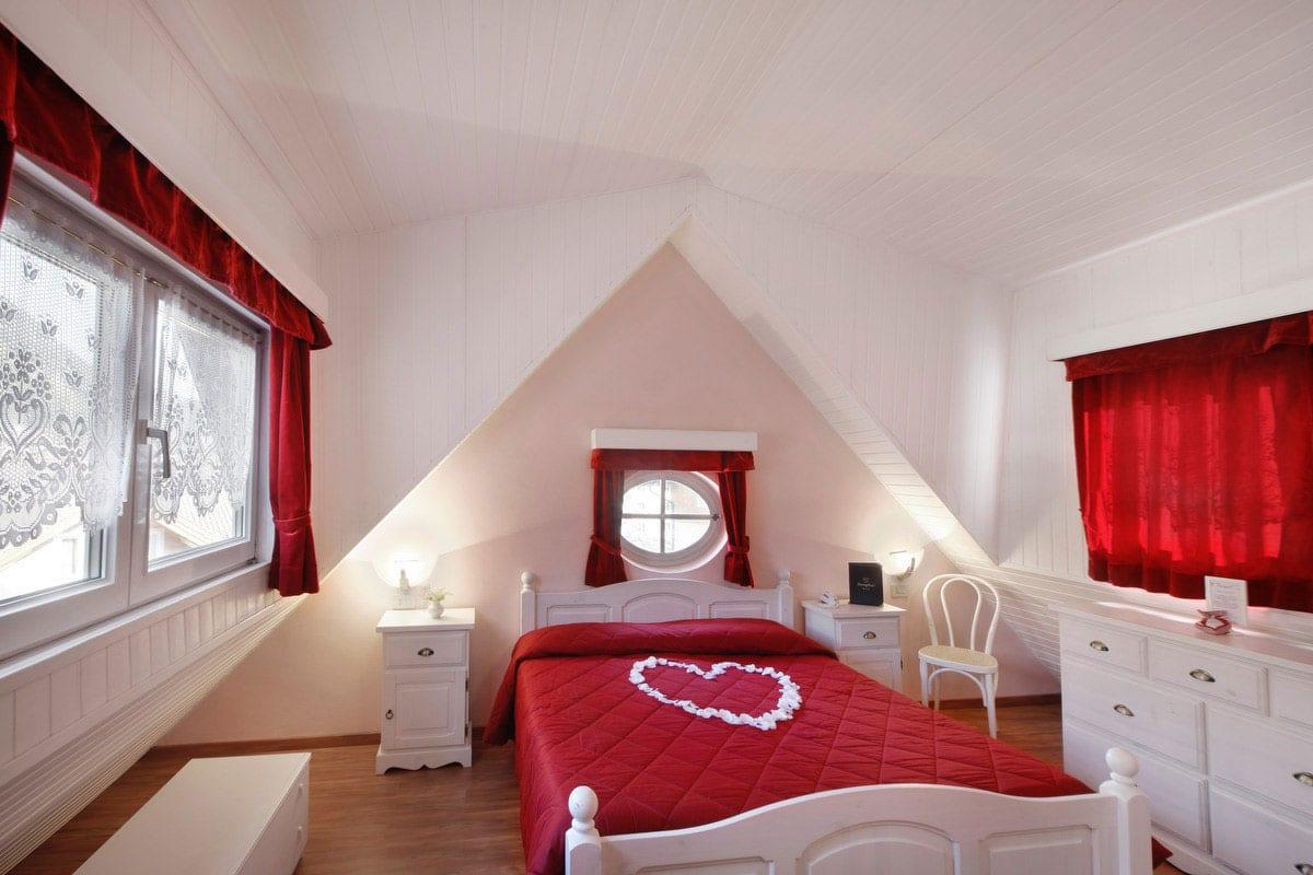 Hotel a Predazzo per famiglie - Hotel Touring, suite