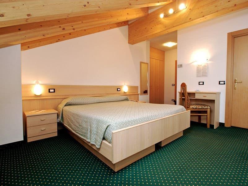 Hotel in Val di Fiemme per famiglie, Hotel La Montanara, camera