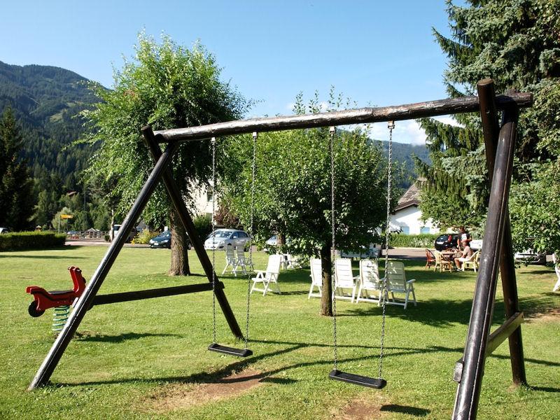 Hotel in Val di Fiemme per famiglie, Hotel La Montanara, altalene