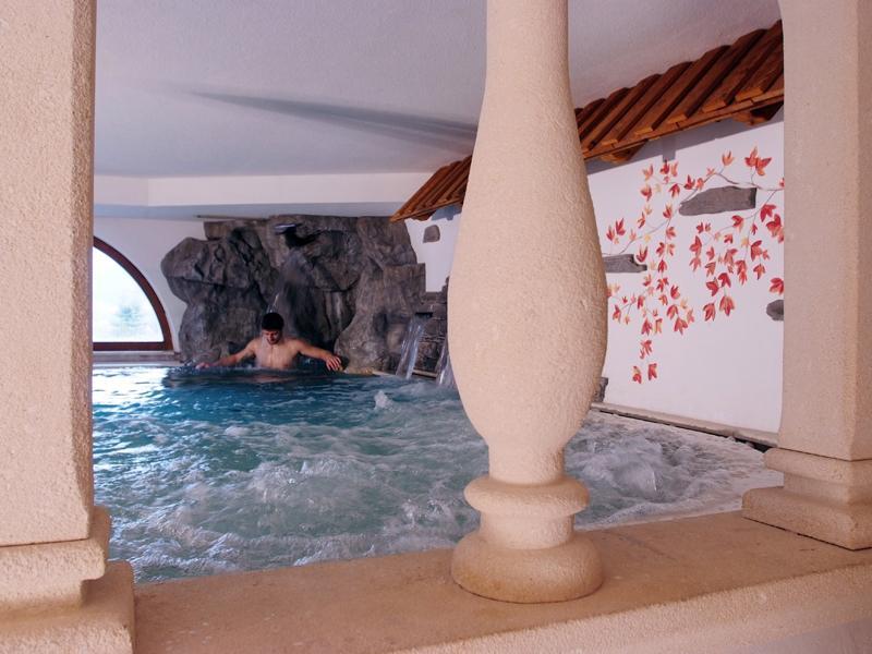 Hotel La Roccia Trentino, Val di Fiemme, benessere