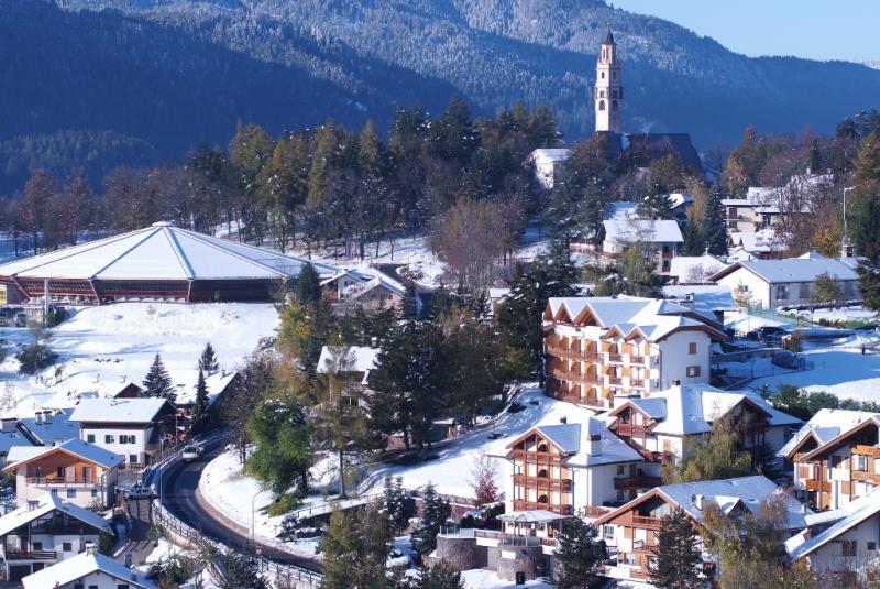 Hotel La Roccia Trentino, Val di Fiemme, inverno