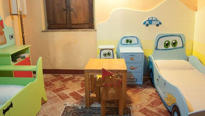 Agriturismo per bambini Umbria Il Cantico della Natura family