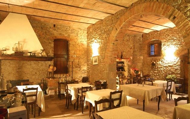 Agriturismo per bambini Umbria Il Cantico della Natura ristorante