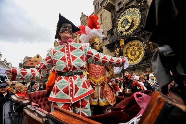 Image result for carnevale di praga