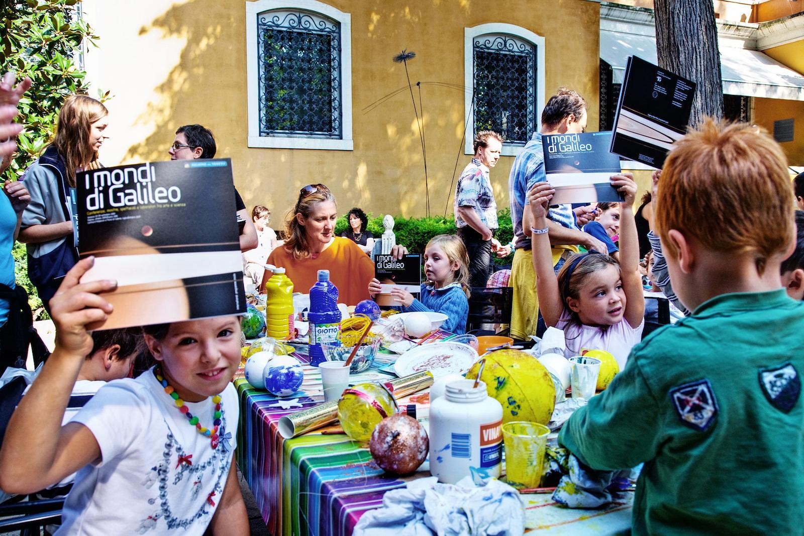 27 SETTEMBRE 2009 FESTA DELLE FAMIGLIE COLLEZIONE PEGGY GUGGENHEIM, VENEZIA
